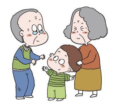 为什么老人都喜欢满世界追着孩子喂饭