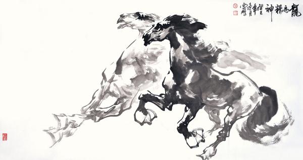 现代书画收藏国画动物画的潜力你知道多少