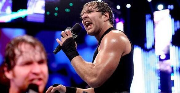 WWE超级巨星迪恩 安布罗斯早期硬核赛视频集锦