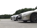 [海外试驾]日产GT-R对比较量捷豹F-TypeR