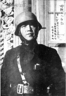 第一位在抗日战场上为国捐躯的摄影记者 方大曾