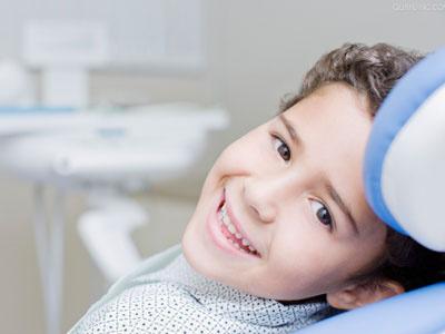 孩童预备牙齿反合应剩意哪些