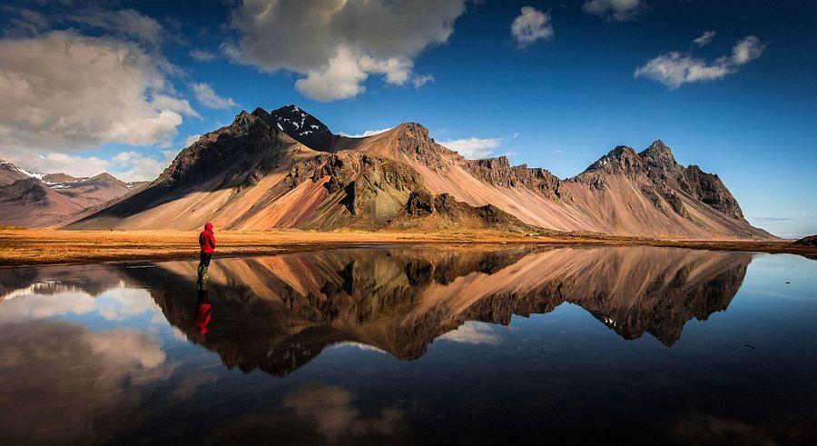 摄影师用镜头记录冰岛美景(组图)图片