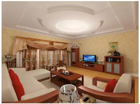家居 起居室 设计 装修 490_366