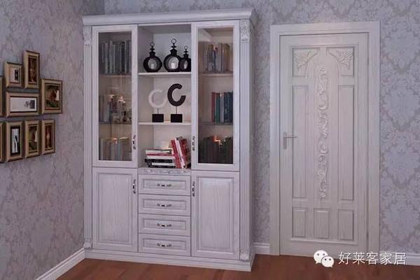 柜子手绘透视图