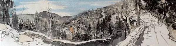 1980年出生于山东莱芜,2003年毕业于山东艺术学院,师从著名山水画家图片
