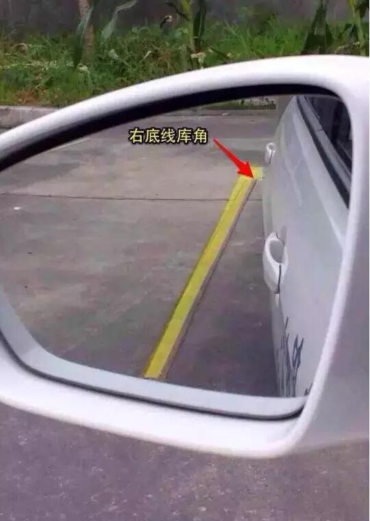 015年最新新捷达倒车入库技巧