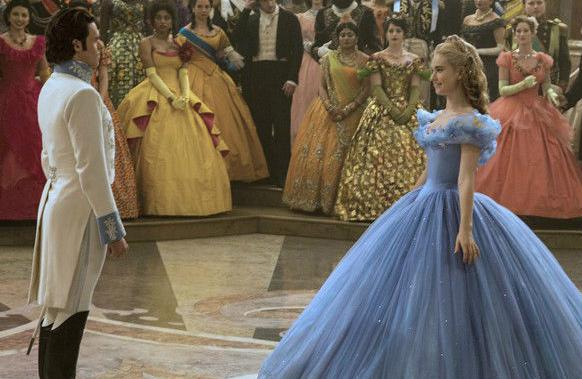 《灰姑娘》电影15句台词英语女生非常适合练湿让的电影经典图片