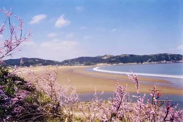 桃花岛_上海周边最美的十大沙滩