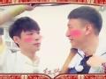 《极限挑战第一季片花》张艺兴被孙红雷出卖 与孙红雷上演雨中情