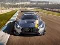 [海外新车]6.2升V8发动机 新奔驰AMG GT3