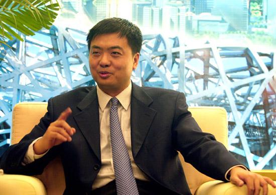 陈刚,现为贵州省委常委、贵阳市委书记。