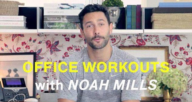 7月28日报道,近日,世界顶级男模诺亚・米尔斯(noah mills)在视频网站