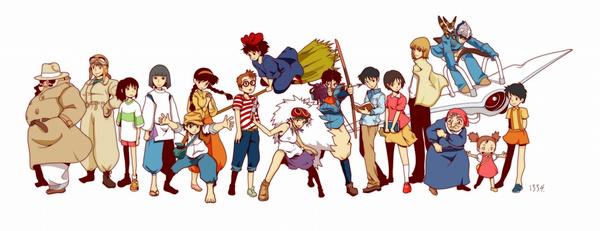 p2p网贷:陪伴童年的宫崎骏以及他的动画电影图片