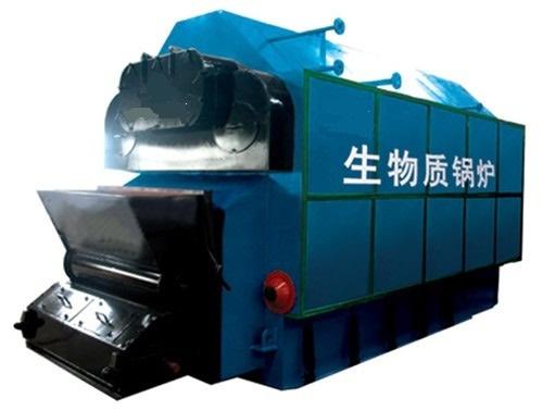 卧式链条燃煤蒸汽锅炉的燃烧设备为快装炉排,燃烧设备在厂内制造安装