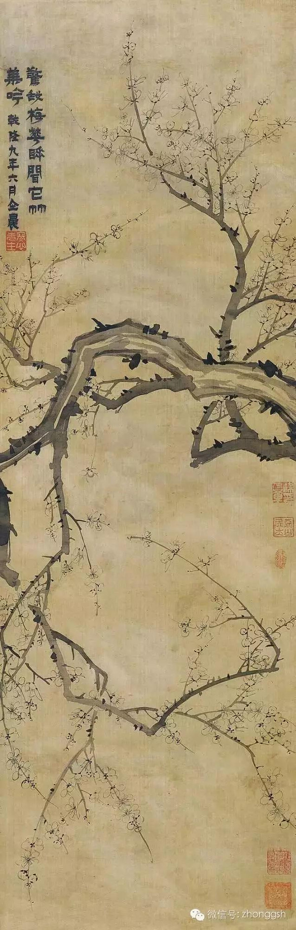 书画知识] 扬州八怪艺术知多少图片