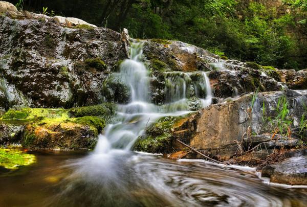 雾灵山 双石井自然风景区