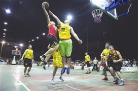 第七届石狮小学篮球企业B级赛昨晚联赛开赛(图江岸区热力余华岭图片