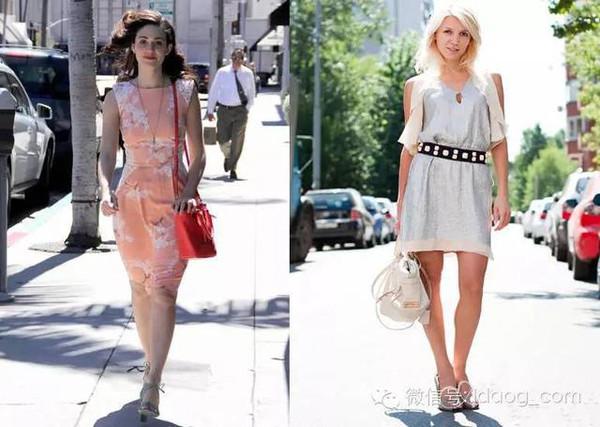 吸引人的成熟范儿 这时再选择裙装就会偏向更有女人