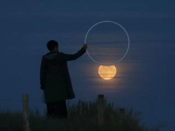 关于月亮的作文450