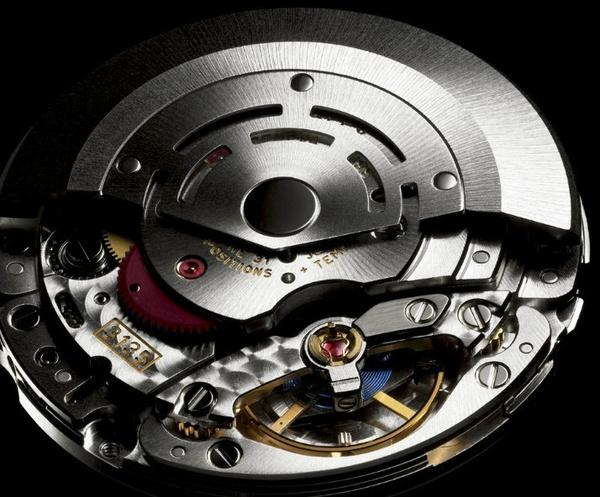 机械表为什么要透底设计