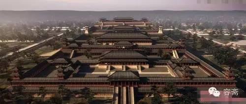 中国风   图说中国古建筑的演化图片