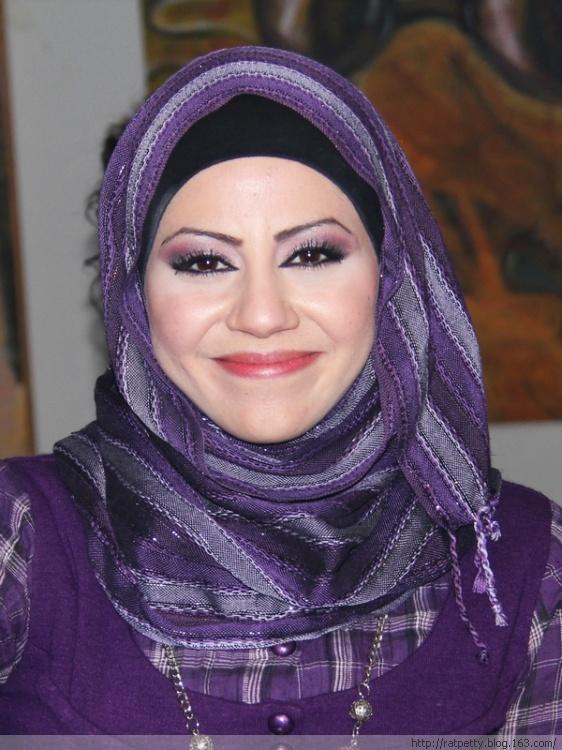 美女巴勒斯坦