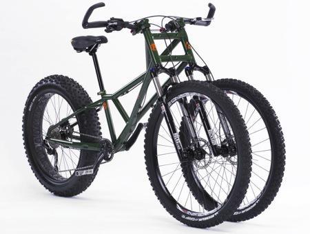 自行车创意黑科技 这些自行车你肯定没看过