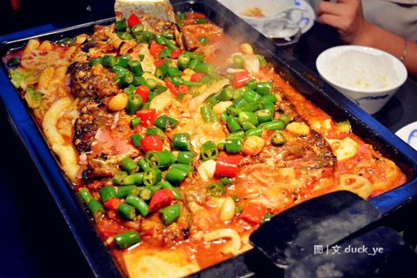 探店炉鱼,一尾来自富春江的鱼-搜狐