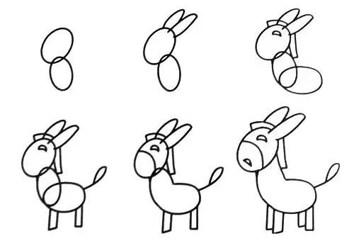 幼儿教师简笔画技能教程