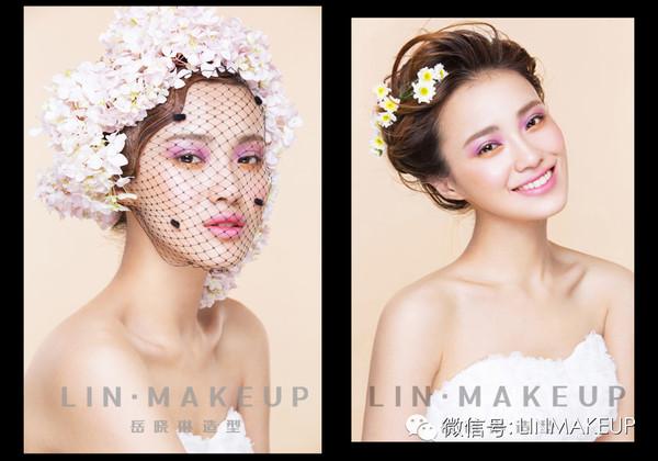【新课程公告】9月《时尚新娘造型高级研修班》图片