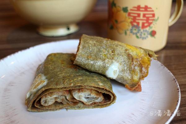 酒店的早餐除了西式早餐,还有天津特色的中式早餐,煎饼果子,老图片