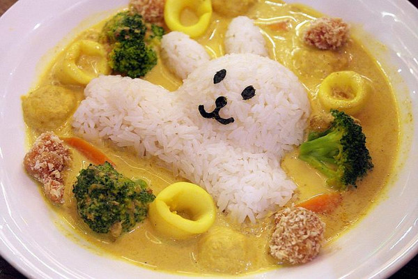 各种美味咖喱尽在--【苏喱士】图片