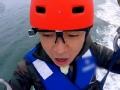 《极限挑战第一季片花》第八期 黄渤黄磊被罚坐滑翔伞险落水 极限兄弟搞怪送别