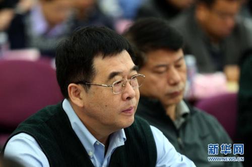 资料图:潘志琛。新华社记者孟永民摄