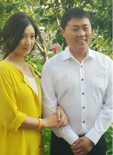 《美丽乡村》主要演员刘大成和澜曦