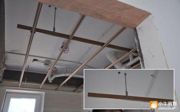 集成吊顶最简单的安装方法 8步搞定
