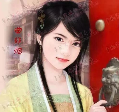 中国历史上的二十大美女排行