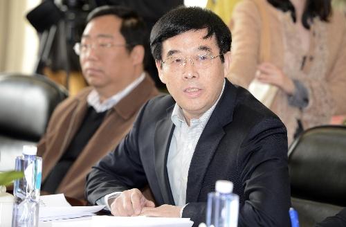资料图:潘志琛。新华社 记者李俊东摄