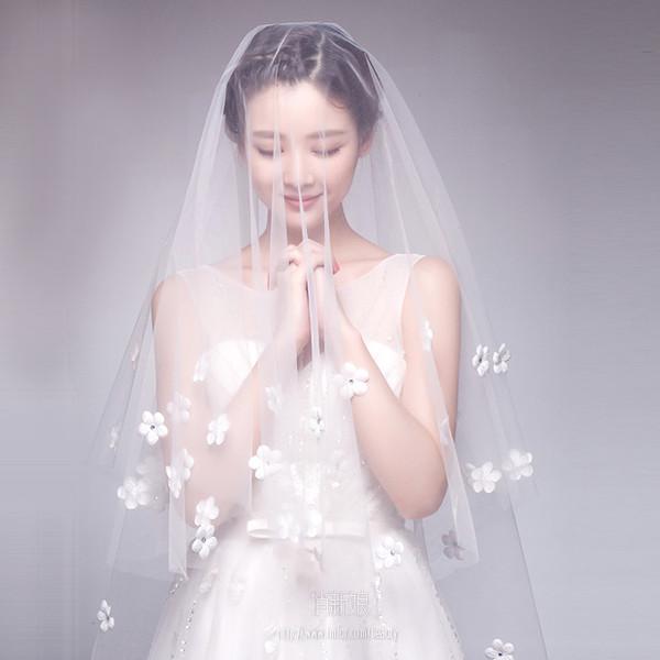 新娘头纱的由来和典故传说,各国对于新娘头纱不同的习俗图片