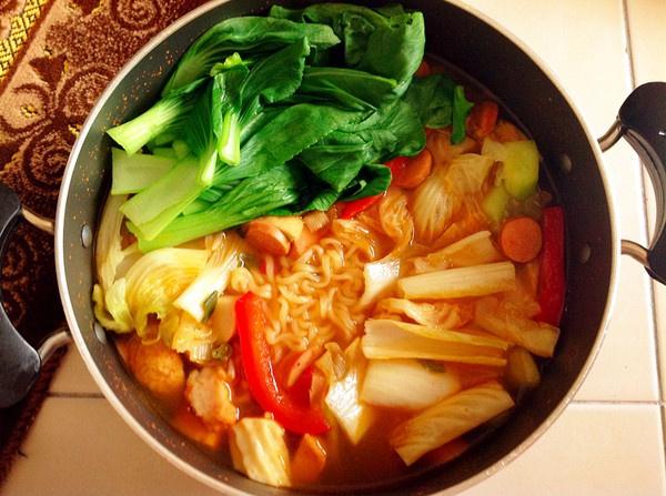 煮方便面时加一物变健康 即营养又美味