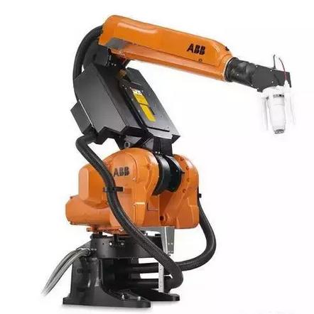 所谓工业机器人就是面向工业领域的多关节机械手或多自由度机器人.