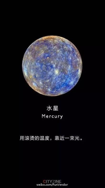 全家福来了 九大行星证件照美翻了图片