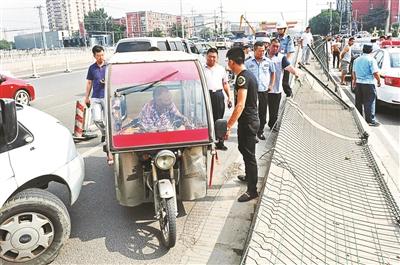 京温海鲜市场_北京执法人员围剿黑摩行动扑空实施时走漏风声