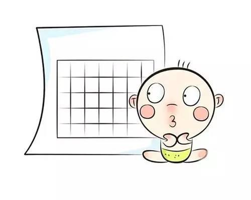 幼儿清洁,健康手绘画