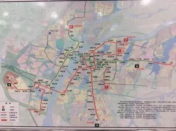 南昌地铁3号线22站点公示,看看经过你家没图片