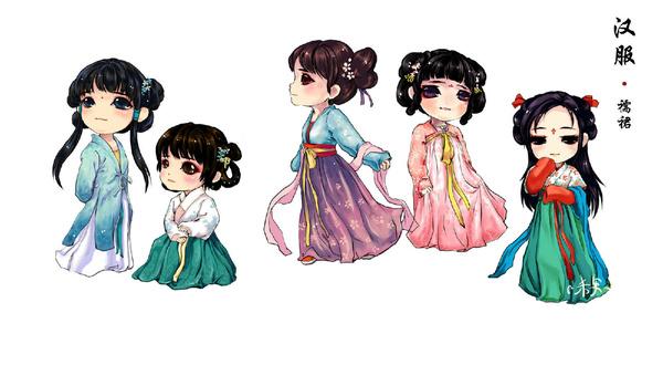 為什么偏偏漢族沒有自己的民族服飾?