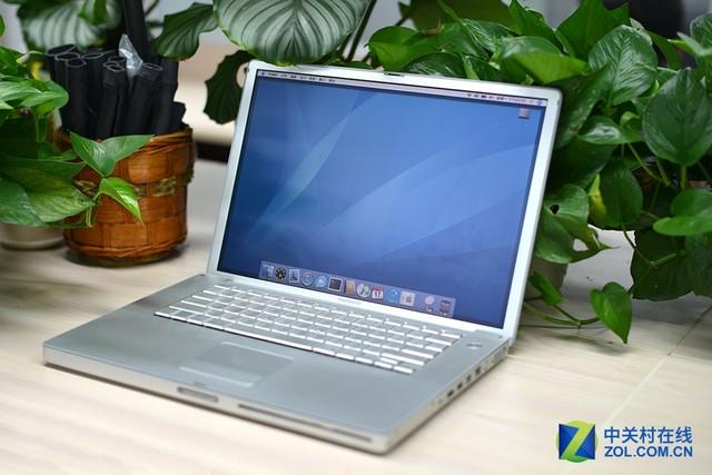 迟到的评测 苹果PowerBook G4你见过吗