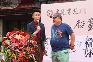 董浩作為央視著名兒童節目主持人不但主持風格深受