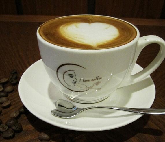 一杯咖啡 一个下午